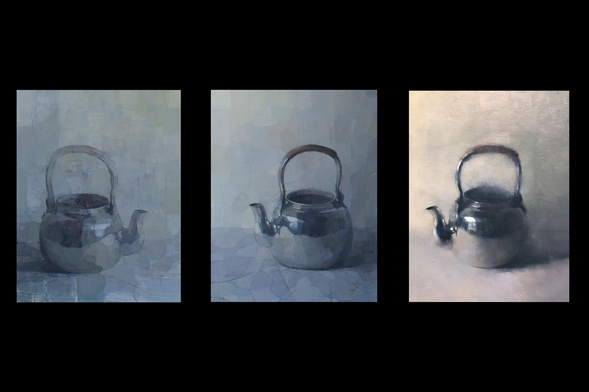 Teapots by Eric Elliott