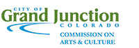 GJ Commission on Arts and Culture logo