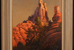 Alfred Nestler, Fiery Crags