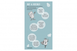 Be a Hero - TAC safety information