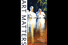 Cover of Spring 2021 Art Matters